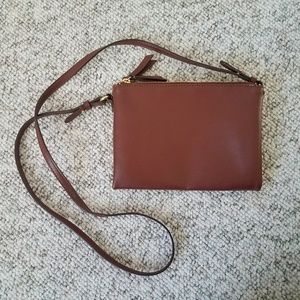 Old Navy Brown Crossbody Bag